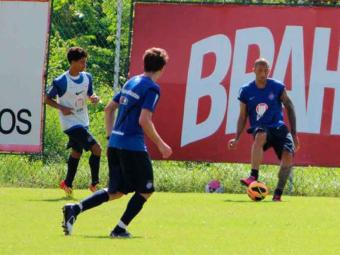 Perto de voltar a jogar pelo Brasileirão, profissionais do Bahia vencem time júnior em jogo-treino - Foto: Esporte Clube Bahia | Divulgação