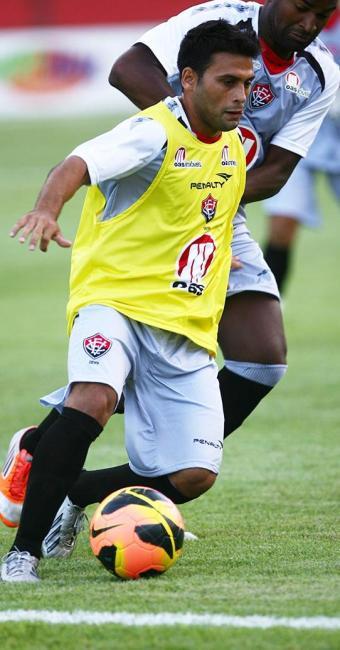 Jogador do Vitória lidera classificação com 9 pontos - Foto: Fernando Amorim | Ag. A TARDE
