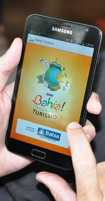 Aplicativos para smartphone vão facilitar a vida dos visitantes - Foto: Rita Barreto   Divulgação