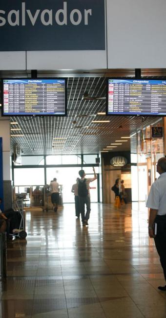 Aeroporto de Salvador concorre à premiação - Foto: Mila Cordeiro | Ag. A TARDE
