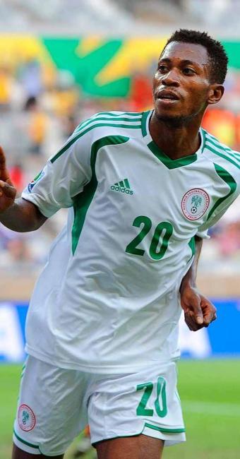 Nigéria aplica goleada no Taiti e passa à frente no Grupo B da Copa das Confederações - Foto: Peter Powell   Agência Efe