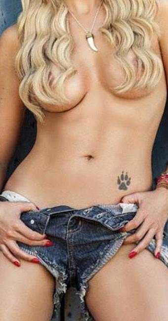 Atriz exibe silhueta aos 40 anos - Foto: Divulgação | Playboy