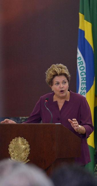 Presidente teve a pior avaliação desde o início do governo, em 2011 - Foto: Wilson Dias | ABr