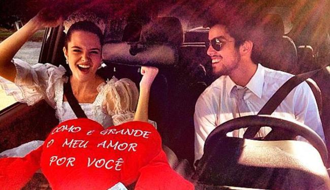 Gravações da novela teen da Globo estão chegando ao fim - Foto: Instagram   Reprodução