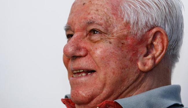 Bautista Vidal morreu no último sábado, 31, aos 78 anos, vítima de falência múltipla dos órgãos - Foto: Fernando Vivas | Ag. A TARDE