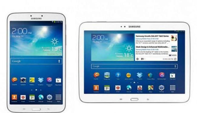 O novo tablet de 10,1 polegadas suporta conexões de rede 3G e 4G - Foto: Divulgação