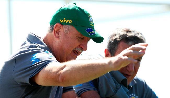 Felipão terá trabalho para reconquistar posições - Foto: Wander Roberto/VIPCOMM