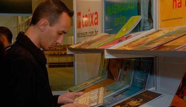 Editoras apresentam novidades em Salão do Livro Infantil - Foto: Tomaz da Silva   Agência Brasil