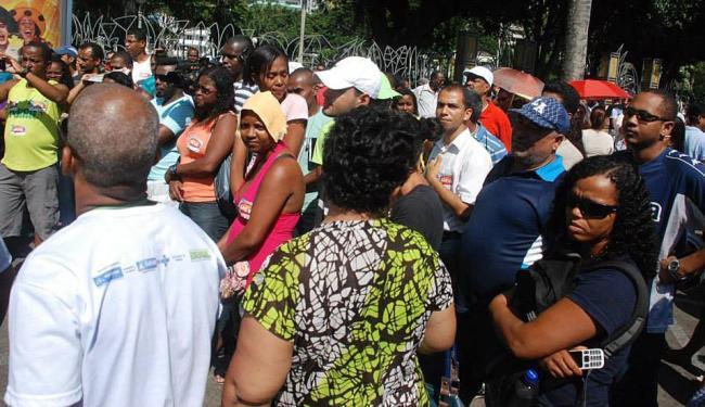 Assembleia do Sindseps rejeitou proposta da Prefeitura de Salvador - Foto: Divulgação | Sindseps