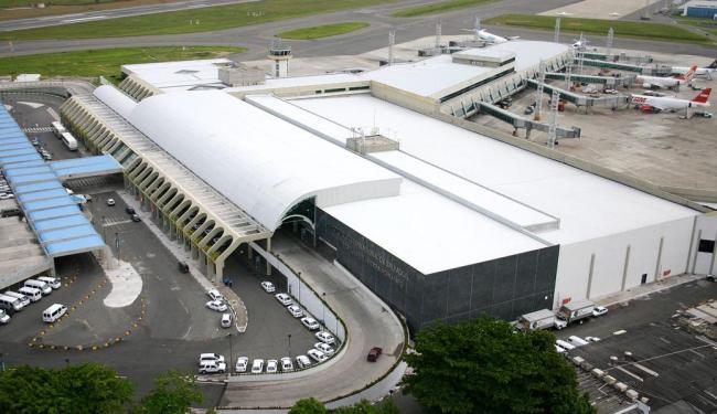 Aeroporto Luiz Eduardo Magalhães foi aprovado - Foto: Divulgação | Infraero