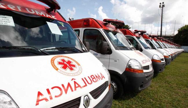 Greve dos médicos do Samu já durava 24 dias - Foto: Lúcio Távora | Ag. A TARDE