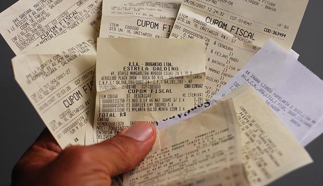 O consumidor tem de ser informado sobre o valor aproximado do total dos tributos - Foto: Fernando Amorim   Ag. A TARDE   Arquivo
