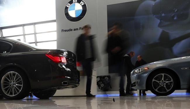 Vendas de veículos de luxo da empresa alemã batem concorrentes em maio - Foto: Agência Reuters