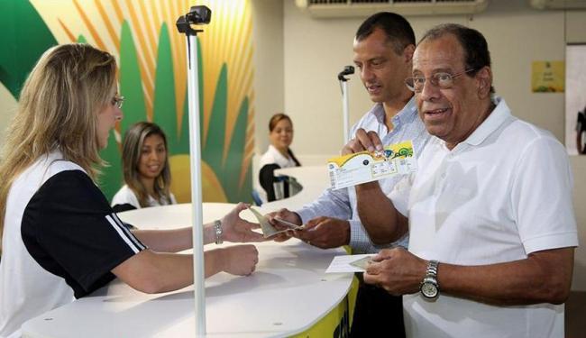 Ingressos para a Copa das Confederações serão vendidos on-line - Foto: Divulgação l Fifa