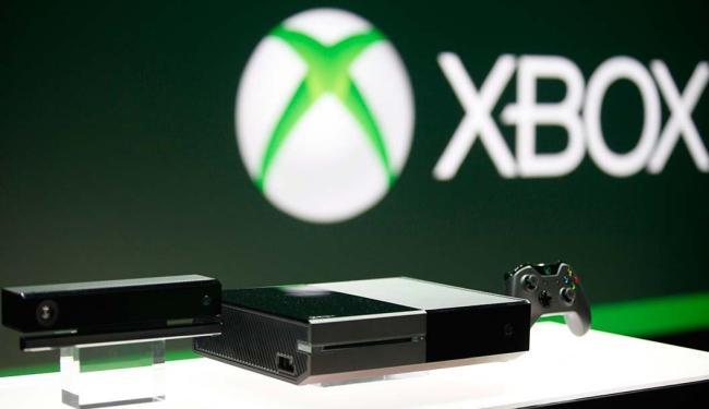 Novo console inclui sensor de movimento Kinect, para o jogos sem uso das mãos - Foto: Nick Adams | Ag. Reuters