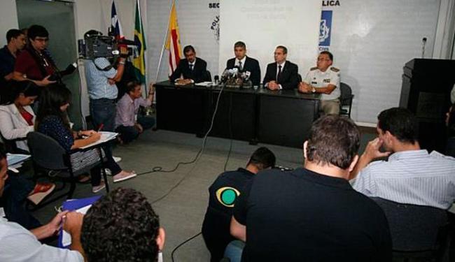 Secretaria da Segurança Pública apresenta plano para Copa das Confederações - Foto: Ascom | SSP