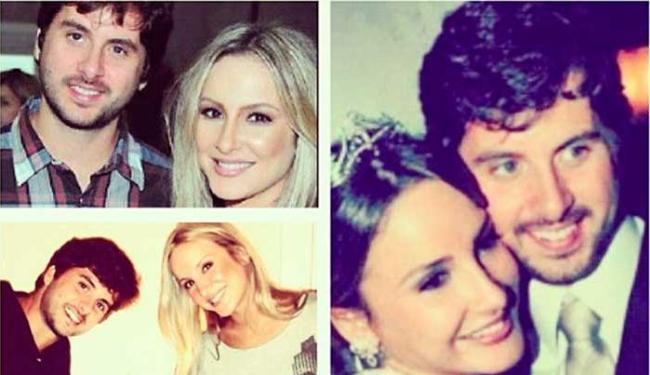 Cantora fez montagem com fotos do casal - Foto: Reprodução   Instagram