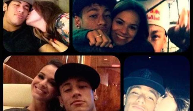 Longe da amada, Neymar usa rede social para comemorar Dia dos Namorados - Foto: Reprodução | Instagram