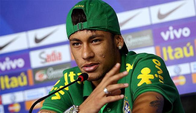 Neymar diz lidar bem com pressão e não ligar para jejum na seleção - Foto: Jefferson Bernardes l VIPCOMM