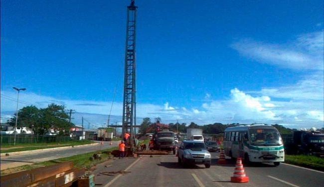 Obra de recuperação não estará pronta antes do São João - Foto: Divulgação | VIABAHIA