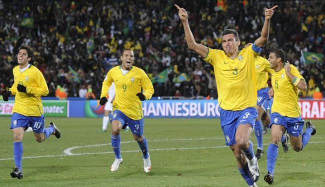 Brasil conquistou o último título da competição em 2009, na África do Sul - Foto: PIERRE-PHILIPPE MARCOU / Agência AFP