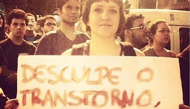 Postagem de Juliana Paes em apoio aos protestos - Foto: Reprodução | Instagram