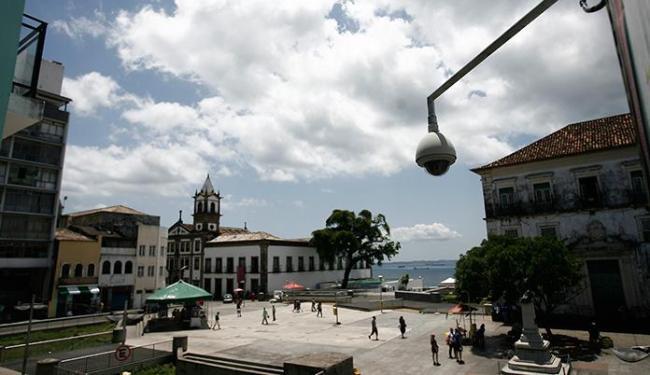 Monitoramento é uma das estratégias da prefeitura pensadas para período da Copa - Foto: Raul Spinassé | Ag. A TARDE
