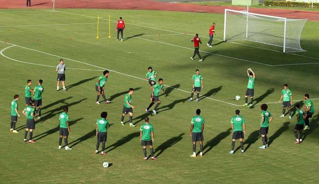 Brasil inicia preparação para o jogo contra a Itália, neste sábado, 22 - Foto: Vagner Carmo | VIPCOMM