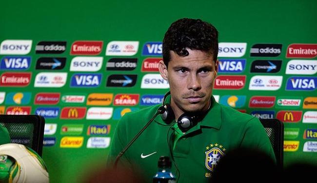Segundo Felipão, Hernanes será única novidade contra seleção italiana - Foto: Raul Spinassé | Ag. A TARDE