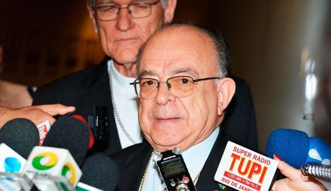 Dom Raymundo Damasceno disse que a presidente Dilma garantiu a segurança do evento - Foto: Valter Campanato/ABr