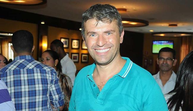 O italiano Salvatore Distefano passará o comando do restaurante La Figa para compatriota - Foto: Paulo Sousa | Divulgação