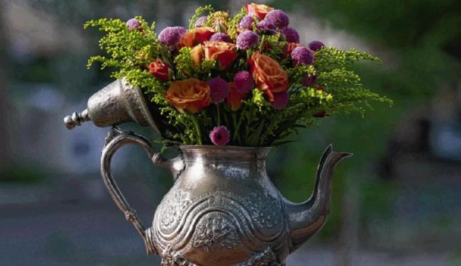 Vasos criativos - Foto: Fernando Vivas | Ag. A TARDE