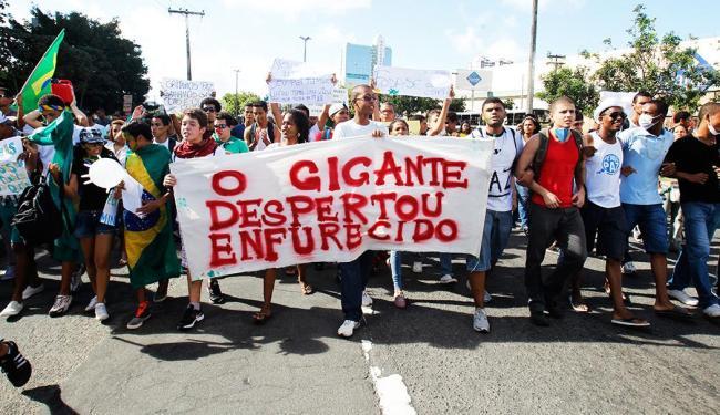 Novo protesto está previsto para acontecer na próxima quinta, 27 - Foto: Lúcio Távora / AG. A TARDE