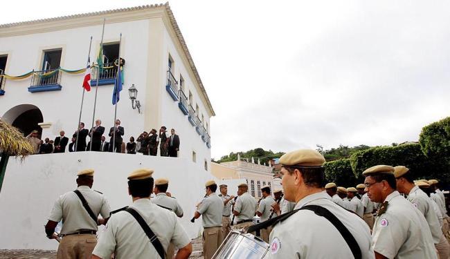 Cerimônia lança programação do 2 de Julho em 2013 - Foto: Elói Côrrea   Divulgação/GovBahia
