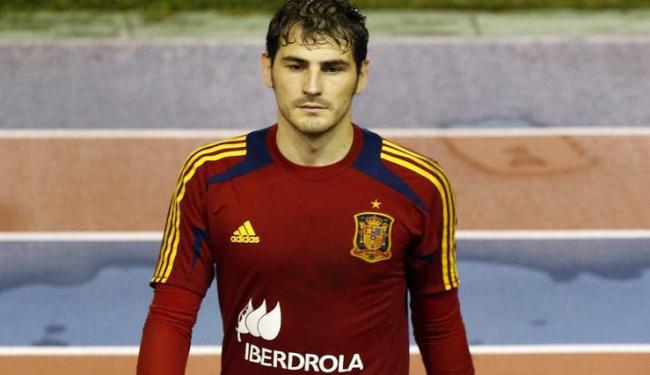 Para o goleiro, Espanha é uma seleção