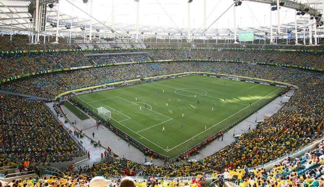 Duelo entre Itália e Uruguai será o terceiro jogo da Arena Fonte Nova na Copa das Confederações - Foto: Fernando Amorim | Ag. A TARDE