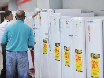 IPI de geladeiras sobe de 7,5 para 8,5% - Foto: Agência Brasil