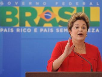 Combate à corrupção é um dos eixos básicos do pacto, garantiu Dilma - Foto: Agência Brasil
