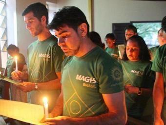 Jovens das missões ficarão em Salvador até dia 14 - Foto: Divulgação