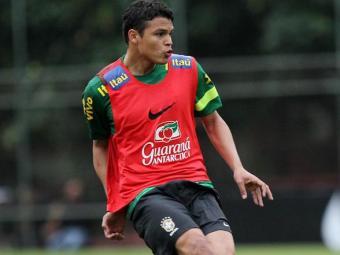 Thiago Silva, zagueiro da Seleção Brasileira de Futebol - Foto: Wander Roberto/VIPCOMM