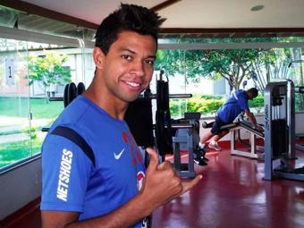 Com contrato até o final do ano, Wallyson é o novo reforço do Bahia para o Brasileirão - Foto: Esporte Clube Bahia | Divulgação
