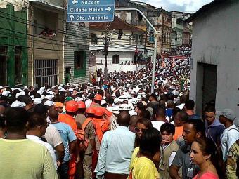 População participa de cortejo do Dois de Julho - Foto: Divulgação | PM