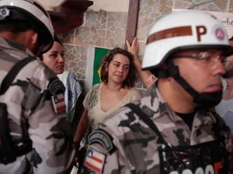 Assessoria do governador confirma que houve confusão - Foto: Raul Spinassé   Ag. A TARDE