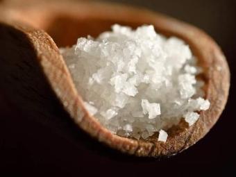 Sal grosso possui vários minerais bons para a saúde - Foto: Divulgação