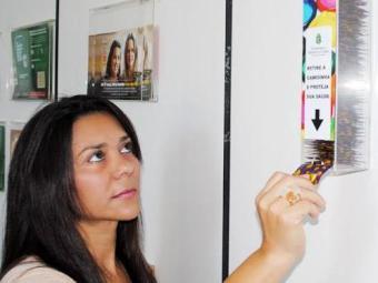 Display facilita acesso ao preservativo - Foto: Divulgação | Sesa