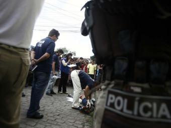 Jovem estava em Feira a passeio - Foto: Luiz Tito | Ag. A TARDE