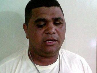 A arma estava com o ex-vereador Gilmac Santos - Foto: Divulgação | 62ª CIPM
