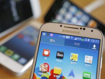 Nova versão do S4, lançado no fim de abril, já vendeu 20 milhões de unidades - Foto: Agência Reuters