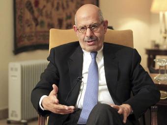 ElBaradei foi chefe da Agência Internacional de Energia Atômica - Foto: Agência Reuters