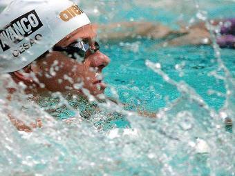 Cielo ganhou duas medalhas nesse fim de semana - Foto: L'Equipe | Reprodução